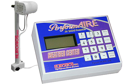 Performaire Weather Center Basic